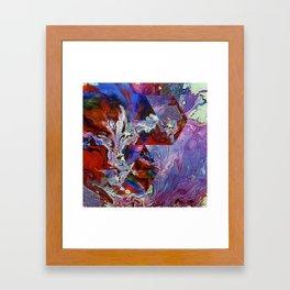 Phone Creation 2 Framed Art Print