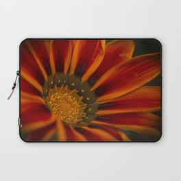 Orange Flower Laptop Sleeve