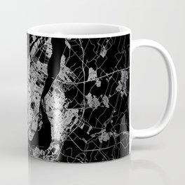 montreal map Coffee Mug