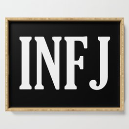 INFJ Serving Tray