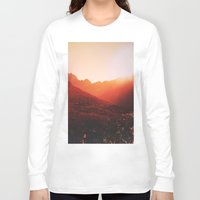 mars Long Sleeve T-shirts featuring Mars. by Daniel Montero