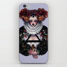 Beekeeper iPhone & iPod Skin