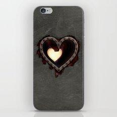 Heartless iPhone & iPod Skin