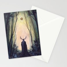 The Forest King Stationery Cards