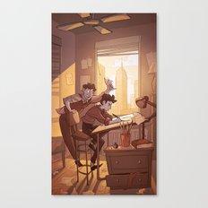 Kavalier & Clay Canvas Print