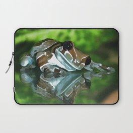 Amazon Milk Frog Laptop Sleeve