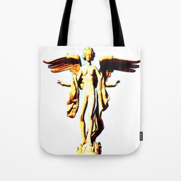 Victoria Alada  ( Winged Victory) Tote Bag