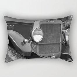 car Rectangular Pillow