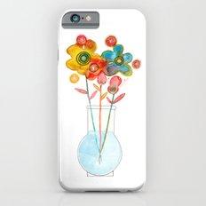 tiny vase iPhone 6s Slim Case