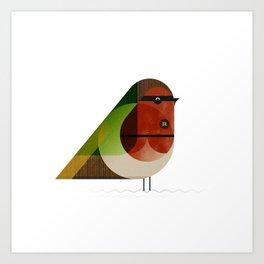 Richard's Alter-Ego Art Print