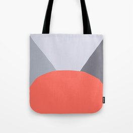 Deyoung Living Coral Tote Bag