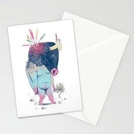 Mr.Minotaur Stationery Cards
