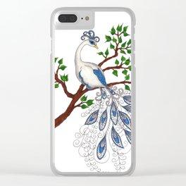 The Moonlark Clear iPhone Case