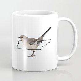 Tennessee – Northern Mockingbird Coffee Mug