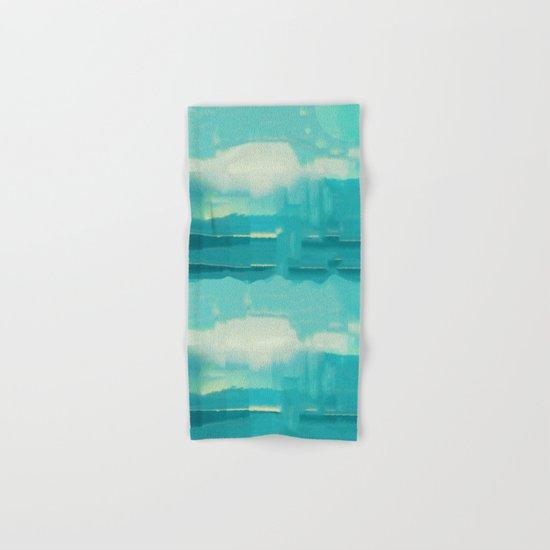 Creating A New Skyline Hand & Bath Towel