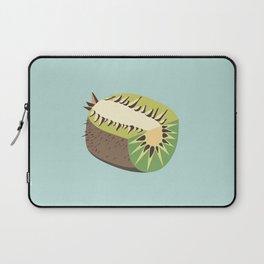 Kiwi illustration Laptop Sleeve