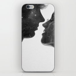 Couples of heaven. iPhone Skin