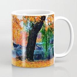 Boston, Panorama Coffee Mug