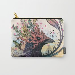You are Free to Fly Carry-All Pouch