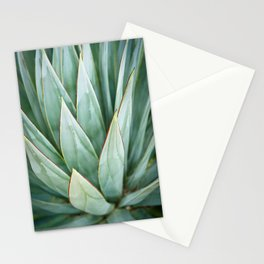 Abstract Agave Stationery Cards