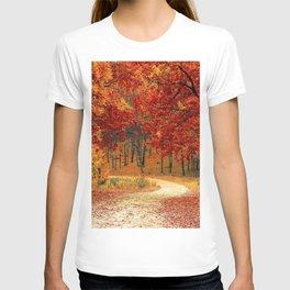 Autumn Landscape 1 | Paysage d'Automne 1 T-shirt