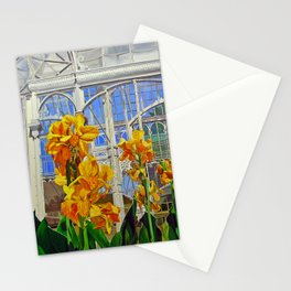 Victorian Greenhouse Stationery Cards