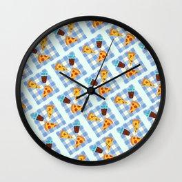 yumm Wall Clock