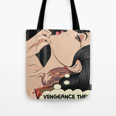 Lady Vengeance Tote Bag