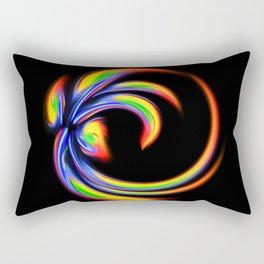 Abstract Perfection 27 Rectangular Pillow