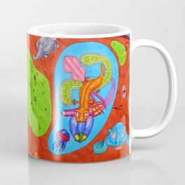 The Great Ordovocian Biodiversification Event Coffee Mug