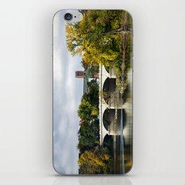 Memorial Bridge Landscape iPhone Skin