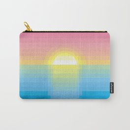 Sunset ~ strips Carry-All Pouch