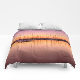 Southern Sunrise Comforters