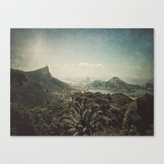 a piece of heaven Canvas Print