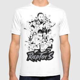 1995-2019 Raptors T-shirt