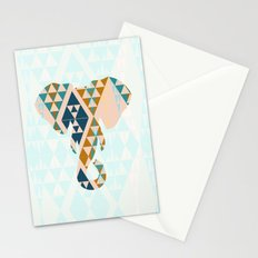 Gajraj - The Elephant Head Stationery Cards