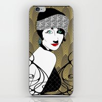 gatsby iPhone & iPod Skins featuring Gatsby style by david_draft