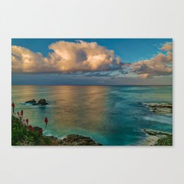 Two Rock Point Canvas Print