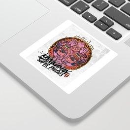 Muscle man#02 Sticker