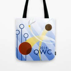 Quidditch World Cup 2014 Tote Bag