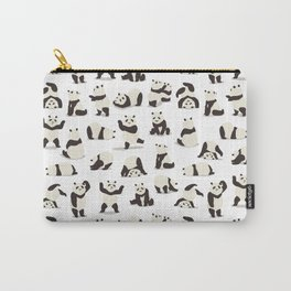 Pandas Party Carry-All Pouch