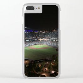 Camden Yards at Night Clear iPhone Case