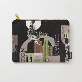 Live in the city 6 Carry-All Pouch