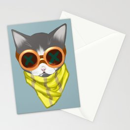 Goggles Stationery Cards