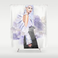Lavender Delight Shower Curtain
