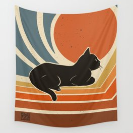 Evening time Wall Tapestry