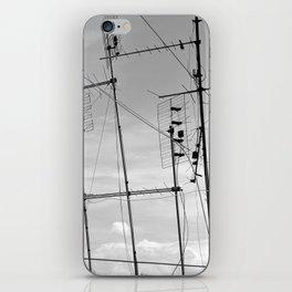 Le antenne di Roma iPhone Skin
