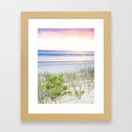 Enchanted Sunrise Framed Art Print