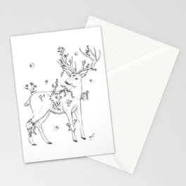 Flora and Fawna Stationery Cards