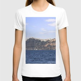 Santorini, Greece 17 T-shirt